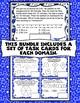 3rd Grade Math Digital Task Cards: 3rd Grade Rock the Test Prep Math Bundle