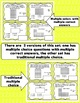 3rd Grade Math Digital Task Cards: 3rd Grade Test Prep Task Cards (MD Standards)