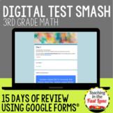3rd Grade Math Digital Test Prep: Test Smash