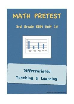 Everyday Math 3rd Grade Unit 10 Pretest