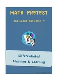 Everyday Math 3rd Grade Unit 9 Pretest