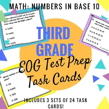 3rd Grade Math EOG Practice: Numbers In Base Ten