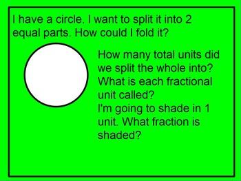 3rd Grade Math ~ Engage New York Module 5 Lessons 1 - 10 Promethean Flip chart