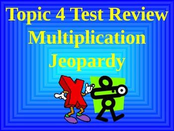 Envision Topic 4: arrays, multiplication, equivalent representation