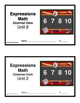 3rd Grade Math Expressions Common Core: Unit 2 Mult. & Div