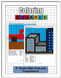 3rd Grade Math Facts and Computations