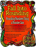 3rd Grade Math: Fall Into Rounding (3.2C TEKS)