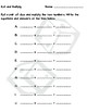 3rd Grade Math Game