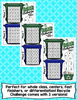 3rd Grade Math Games: Number and Operations - Fractions