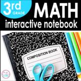 3rd Grade Math Interactive Notebook {Common Core Aligned}