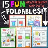 3rd Grade Math Interactive Notebook - Measurement and Data