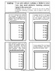 3rd Grade Math Interactive Notebook   Measurement and Data