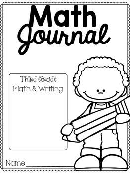3rd Grade Math Journal