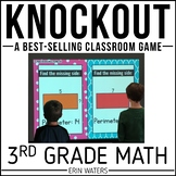 3rd Grade Math Knockout {End of Year REVIEW}