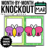 3rd Grade Math Game [March Knockout Club]