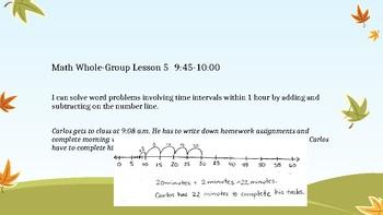 3rd Grade Math Module 2 Measurement Slides *EngageNY Aligned*