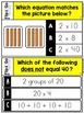Multiples of 10 - 3rd Grade Math Flip & Go Cards