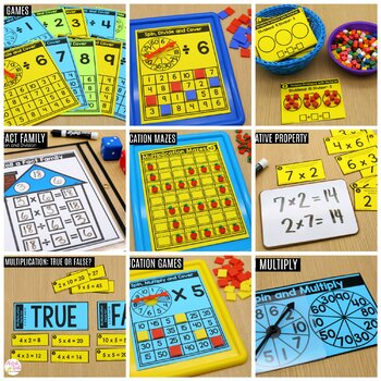 3rd Grade Math: Multiplication and Division Part 2