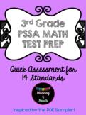 3rd Grade Math PSSA Test Prep