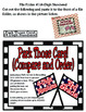 3rd Grade Math: Park Those Cars! Compare and Order File Folders (TEKS 3.2D)