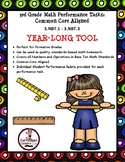 3rd Grade Math Performance Tasks: Common Core Aligned:  3.NBT