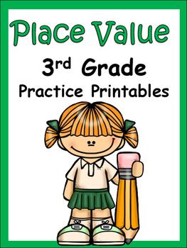 3rd Grade Math: Place Value