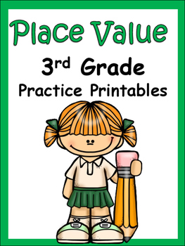 3rd Grade Math: Place Value