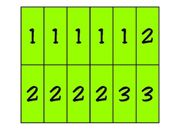 3rd Grade Math: Place Value Chart and Digit Cards