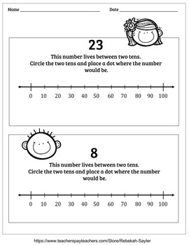 3rd Grade Math: Place Value, Number Sense, Time and Fractions