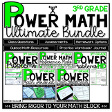 3rd Grade Math Word Problems Journal and more! YEARLONG BU