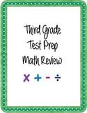 3rd Grade Math Review