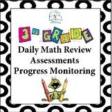 3rd Grade Math Test Prep | Assessments | Progress Monitoring