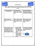 3rd Grade Math Review Choice Board