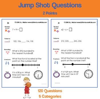 3rd Grade Math Review: Common Core Test Prep