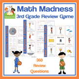3rd Grade Math Review: Common Core Test Prep