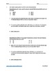 3rd Grade Math Review Packet (aligned to CA standards and Common Core)