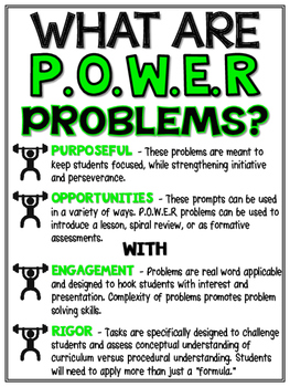3rd Grade Math Rigorous Word Problems Fraction Standards 3.NF.1, 3.NF.2, 3.NF.3