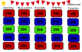 3rd Grade Math SOL Review Carnival Game Bundle