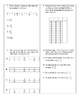 3rd Grade Math STAAR 10 Day Countdown Word Problems- 100 p