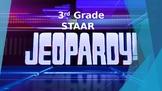 Third Grade STAAR Jeopardy