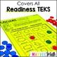 3rd Grade Math STAAR Prep: 14 No Prep Games by Marvel Math