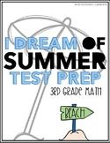 3rd Grade Math STAAR Test Prep Bundle