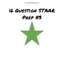 3rd Grade Math STAAR Review #3