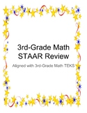 3rd-Grade Math STAAR Review