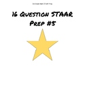 3rd Grade Math STAAR Review #5