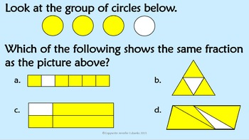 3rd Grade Math end of year Review Game
