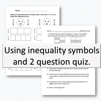 3rd Grade Math STAAR Review - Objective 3