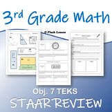 3rd Grade Math STAAR Review - Objective 7
