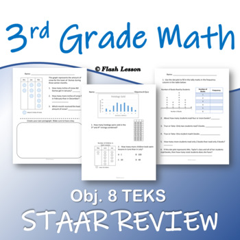 3rd Grade Math STAAR Review - Objective 8