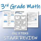 3rd Grade Math STAAR Review - Objective 9